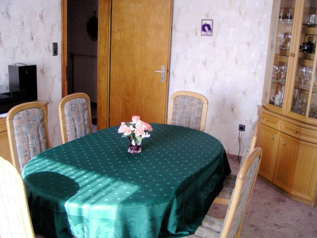 Das Gemütliche Esszimmer Mit Ausziehbarem Tisch.